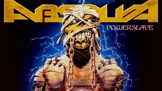 "Absolva ""Powerslave"" live Maiden cover 2014."