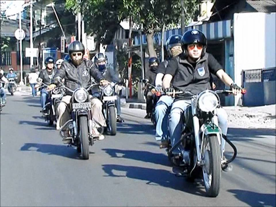 Bnc Classic Bmw Motorcycle Owners Of Indonesia Youtube