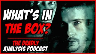 What's in the Box? ○ Website: http://deadlyanalysis.com/ ○ Facebook...