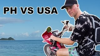 Differences Between Driving in Philippines And America - Inambakan Falls // Philippines Travel Vlog