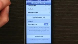 How to Restore Backup to a New iPhone : Tech Yeah!