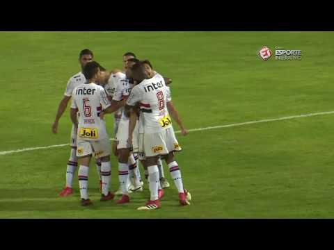 Melhores momentos - CRB 0 x 3 São Paulo - Copa do Brasil (14/03/2018)