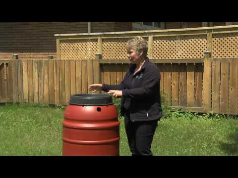 Eco-Tips: Rain Barrels