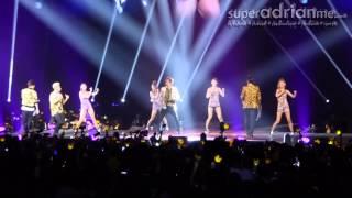 "YG Family Concert 2014 Singapore BIGBANG ""I LOVE YOU"""
