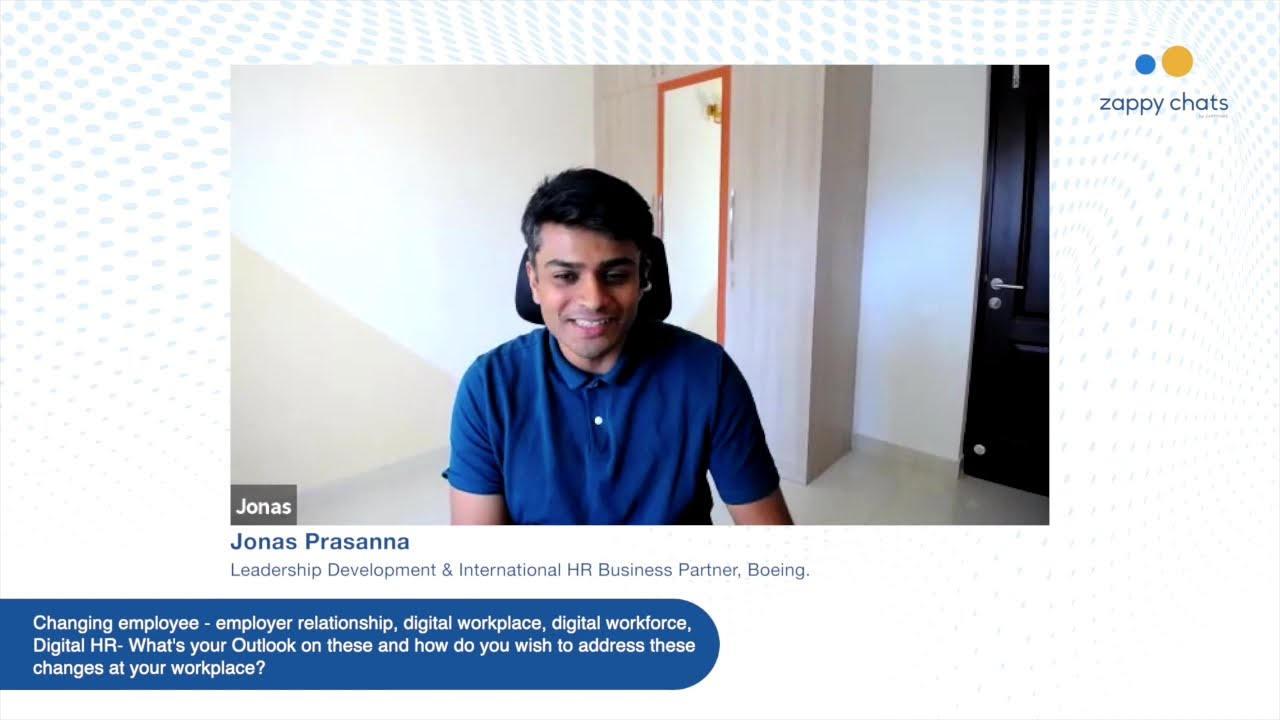 Zappychats S1E4 with Jonas Prasanna: What Organizations Should Focus on to Reduce Talent Scarcity