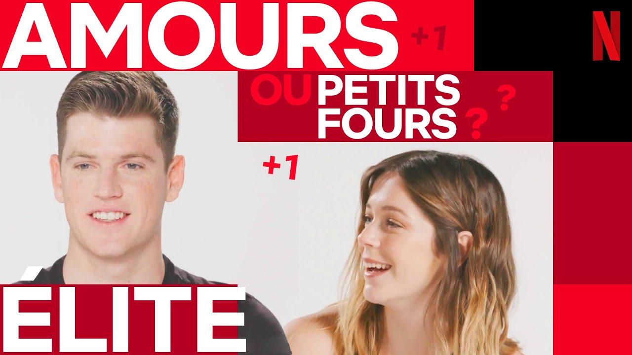 Download ON A TESTÉ LE FRANÇAIS des acteurs de Elite Saison 4   Amour ou Petits Fours   Netflix France