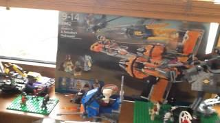 Lego Star Wars-Custom Planet Mutnegra Update обзор на русск