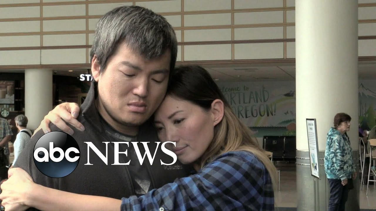 A brother and sister, separated their entire lives, reunite at last