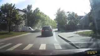 Аварийный перекресток
