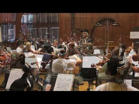 "MILCK performs ""Quiet"" with Westridge School Chamber Orchestra"