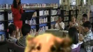 SCHOOL IS FUN Song  - Rhyming Children's Song - Lassie Dog