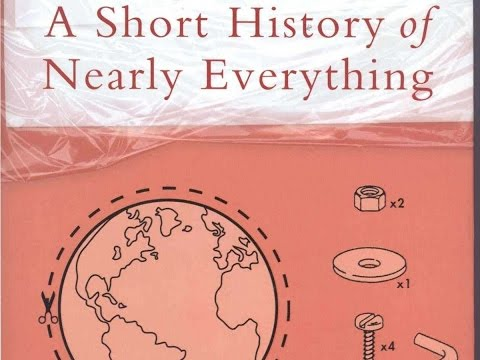 Recommendation: A Short History of Nearly Everything by Bill Bryson