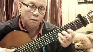 Một Lần Nào Cho Tôi Gặp Lại Em (Vũ Thành An) - Guitar Cover by Bao Hoang