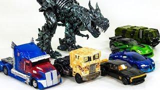 Transformers Movie Optimus Prime Grimlock Bumblebee Hound Crosshair Drift Vehicle Car Robot Toys