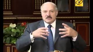 Александр Лукашенко о легкой атлетике