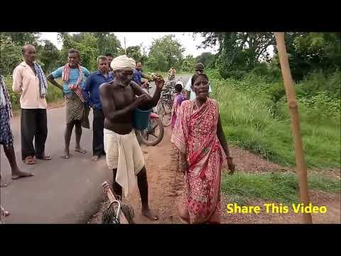 Sambalpuri Village Ghudka Dancer #ViralVideo 😆😆Shocking😉😉😉