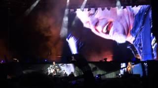 Metallica - Black Album Intro & The Struggle Within (LIVE DEBUT - Prague 2012)