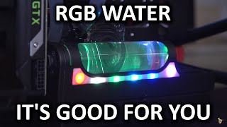 Precise Control, Quiet Performance, and RGB Lighting - New Swiftech Coolers - CES 2016