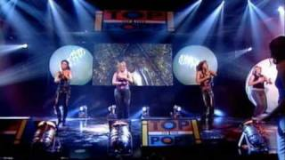 Spice Girls Holler Live On TOTP Germany Rick