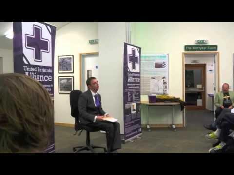 Cannabis & Epilepsy Keiron Reeves Patient Testimonial