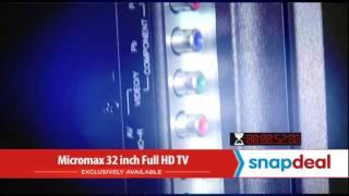 Micromax 81 cm (32) LED TV review by NDTV Gadget Guru