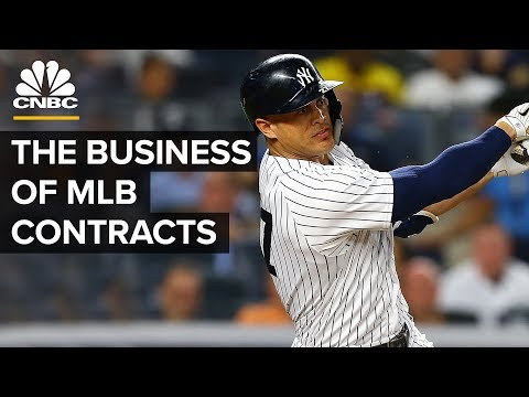 Why MLB Players Land The Best Pro Contracts