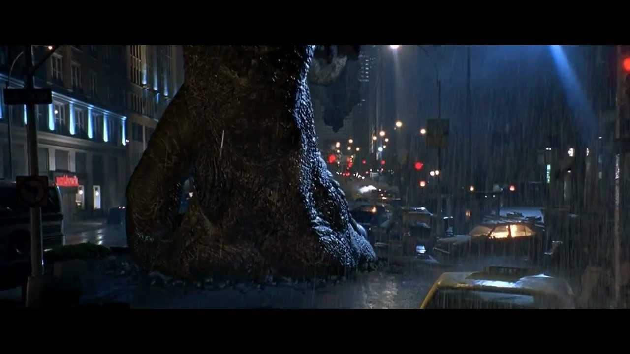 Godzilla All Feet YouTube