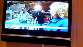 News Teleacst On Tv II Chandan Kumar Singh II Film Director II About Tegen Beter Wetten