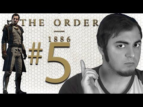 The Order 1886 - 5. Bölüm: Gökyüzünde Bir Zeplin