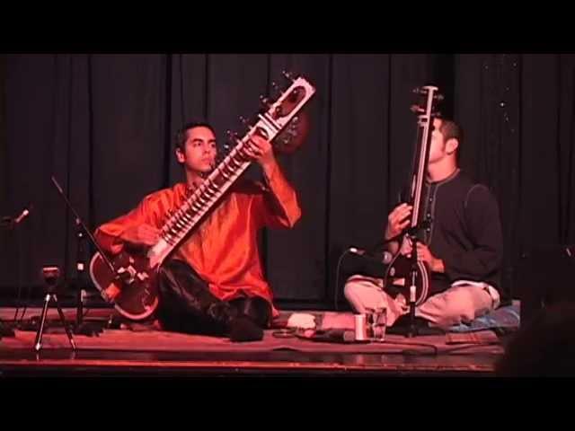 Arjun Verma Sitar Concert 2014