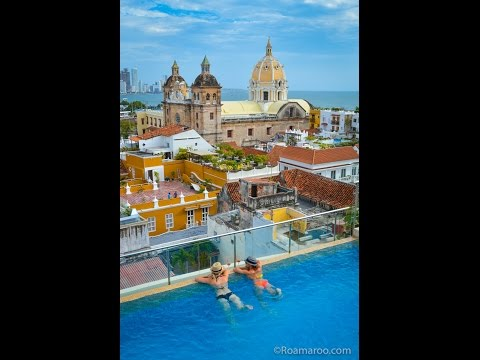 The Best Rooftop Pool in Cartagena