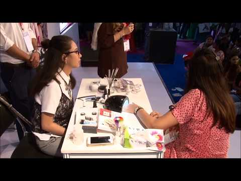 Demo of Nail Spa with Gurpreet by Nail expert Gurpreet Seble