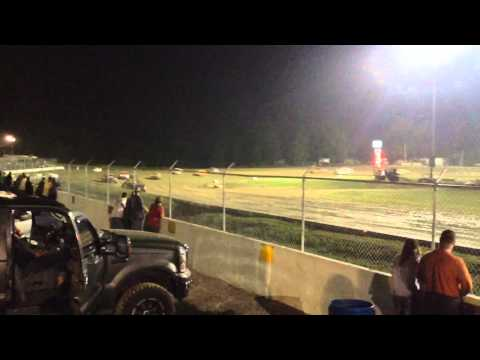 34 raceway stock car feature 8-29-15 pt1