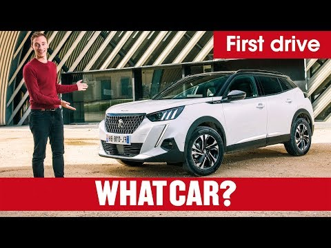 2020 Peugeot 2008 & electric e-2008 review – is this the best electric small SUV? | What Car?