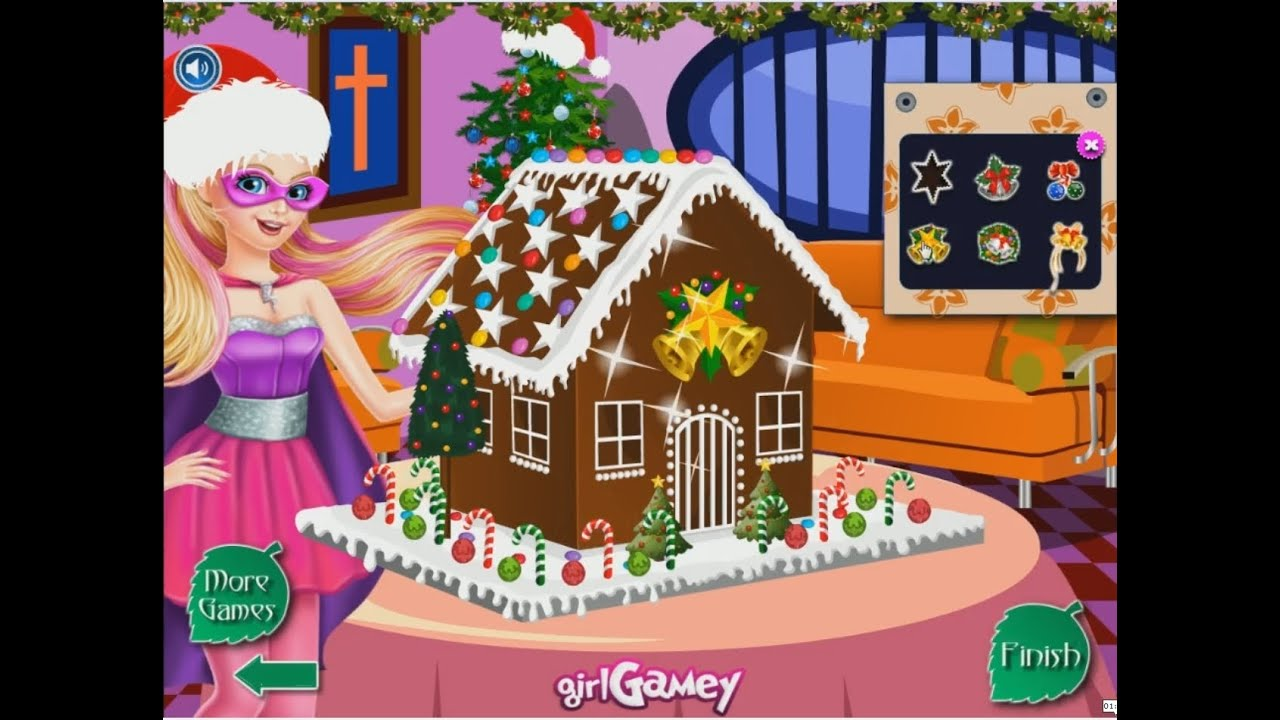 christmas home decorating games christmas gingerbread house best decorating for 10587