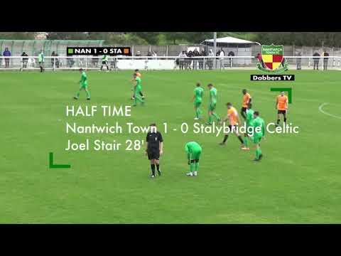 Nantwich Stalybridge Goals And Highlights