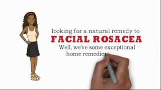 Rosacea Relief Tips: 5 Natural Home Remedies to Treat Facial Rosacea