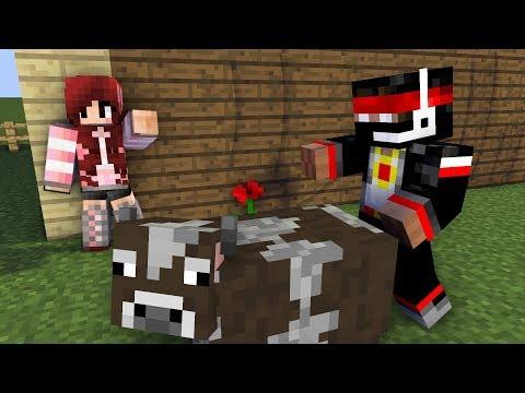 Толкаю под зад новых друзей Карцер! #5 [Отбитые] - MineCraft