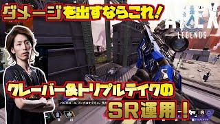 ダメージを出すならこれ!クレーバー&トリプルテイクのSR運用!