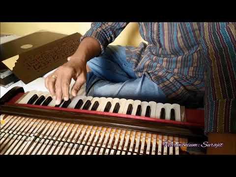 Aji Rooth Kar Ab (AARZOO - 1965) - Harmonium