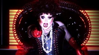 SWEET TRANSVESTITE (From The Rocky Horror Picture Show) Mimi Imfurst COVER Official Music Video