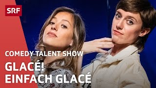 Lisa Christ und Jane Mumford: Glacé. Einfach Glacé.