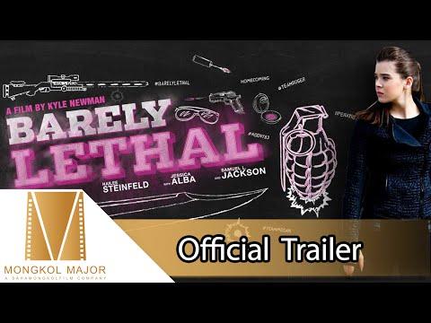 Barely Lethal สายลับหัดเริ่ด - Official Trailer [ซับไทย]