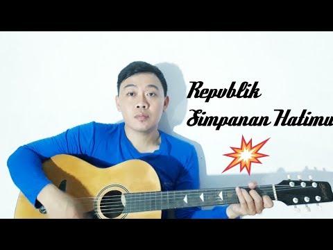 Repvblik - Simpanan Hatimu (cover) by Echo Mposer...Hits Single terbaru Repvblik