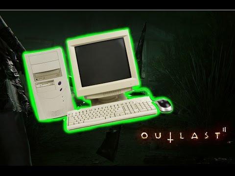 OUTLAST 2 на слабом PC