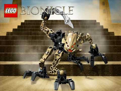 bionicle face me