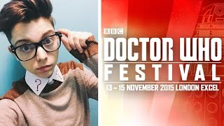 How To Cosplay - Doctor Who Festival
