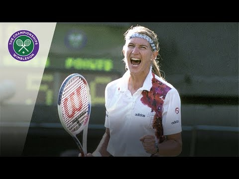 Steffi Graf And Aranxta Sanchez-Vicario's Epic Game | Wimbledon Final 1995