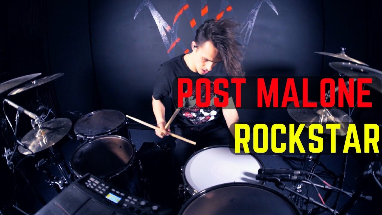 post malone rockstar ft 21 savage matt mcguire drum cover youtube. Black Bedroom Furniture Sets. Home Design Ideas