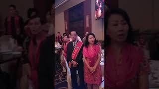 LAGU INDONESIA RAYA PSMTI UPACARA PENGHORMATAN KEPADA LELUHUR DI SUN CITY LUXURY CLUB 22042018